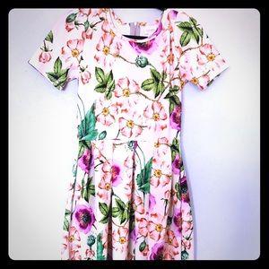 Floral Amelia dress